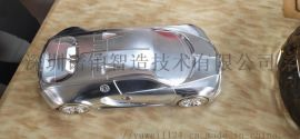CNC铝合金汽车模型