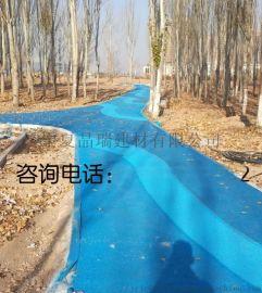 宁夏银川透水混凝土地坪-宁夏晶瑞有限公司