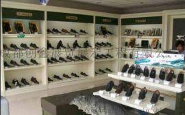 厂家直接生产成都鞋店展柜-鞋店展示架-鞋店货柜货架