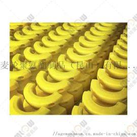 海洋石油电缆J型管中心夹具和密封装置