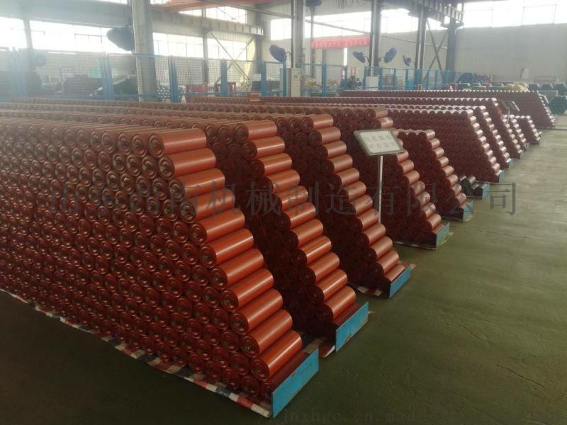 聚氨酯平行螺旋梳形托辊 聚氨酯托辊 生产批发