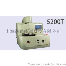 pcb可焊性测试5200T可测定电子元器件可焊性及润湿性