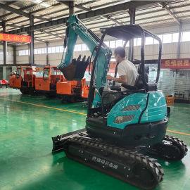 全新小型农用挖掘机 履带式全液压挖掘机 国产小挖机