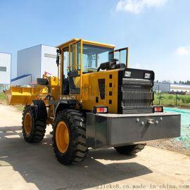 捷克机械 工地四驱小铲车 936铲车多功能装载机