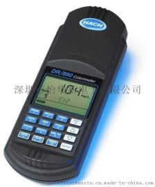 哈希HACH比色计DR/850水质分析仪