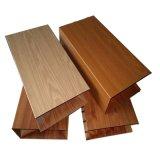 廠家生產門頭鋁方通 50*50木紋鋁方通現貨供應
