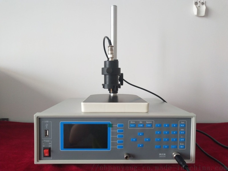 銷量第一合金類箔膜電阻測試儀