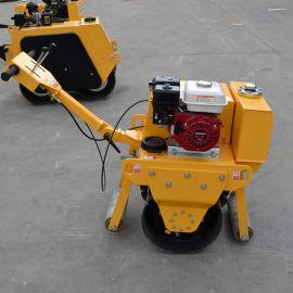小型座驾式压路机 手扶式双轮压轮机