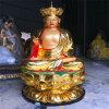 昌东地藏王菩萨厂家,玻璃钢地藏王佛像雕塑工艺厂