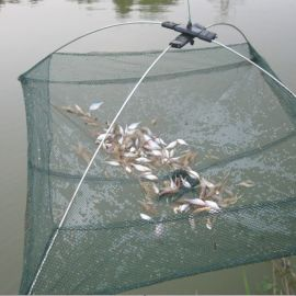 撒網 魚網撒網 大飛盤式手撒手拋網