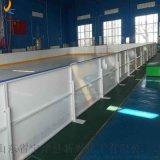 体育场冰球场围栏 PE冰球场界墙 轮滑场板墙厂家