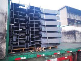 忻州镀锌钢横梁预埋钢板高铁桥梁钢横梁