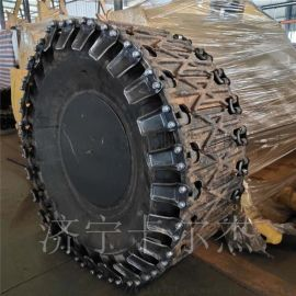 生产销售50装载机防滑保护履带 轮胎保护链