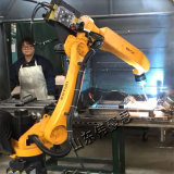 管道双工位机器人焊接机 国产焊接机械手