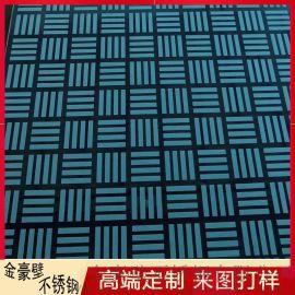 不锈钢花纹板的表面处理样式越来越多