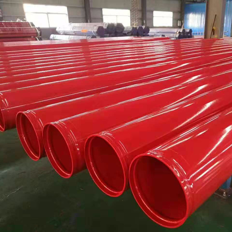 大口徑飲用水塗塑鋼管