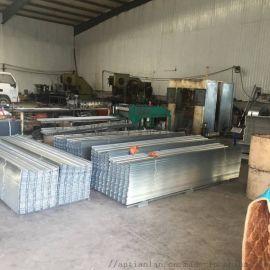 镀锌收口网 工地用免拆模板网 浇筑后浇带钢板网