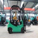 厂家直销 座驾式四轮全电动叉车 装卸车搬运电车