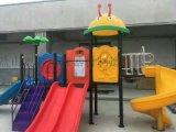 江西客户定制的儿童组合滑梯