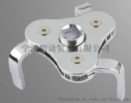 汽车维修拆卸工具机油滤清(芯)器板手 扁三爪扳手