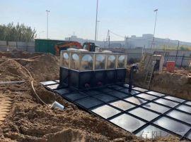 抗浮式地埋消防给氺设备施工阶段的抗浮措施怎么做?