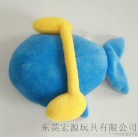 海豚公仔毛绒玩具 创意超柔软抱枕睡觉床上女生玩偶