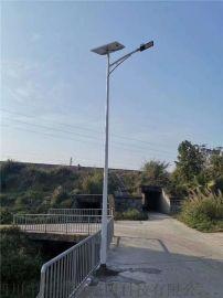 太阳能路灯 新农村一体化户外防水家用照明灯