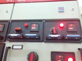 湘湖牌GBSG-100KVA三相干式变压器大图