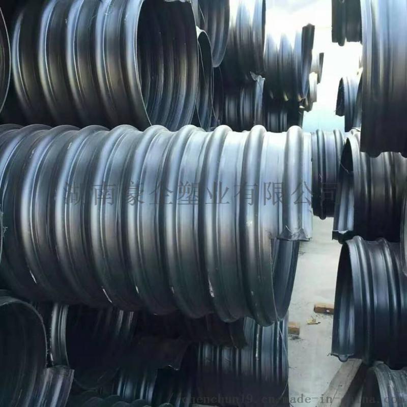 钢带管增强缠绕管聚乙烯钢带管需要检测哪些内容