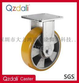 定向重型鋁芯PU腳輪