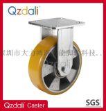 定向重型铝芯PU脚轮