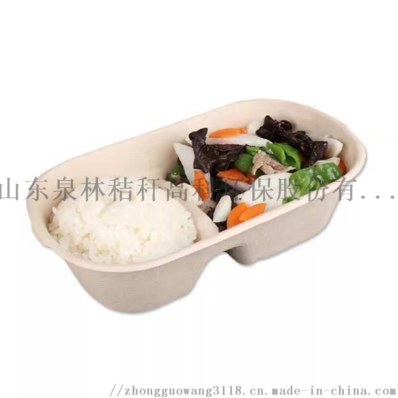 一次性打包盒沙拉盒外賣快餐盒環保食具