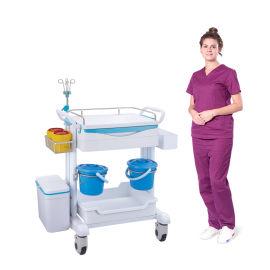 SKR220-CT 护理工作车 病人推车