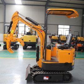 厂家批发 小型工程挖掘机 多功能农用挖掘机
