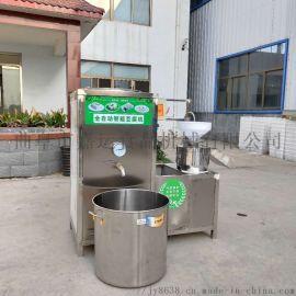电气加热不锈钢豆腐机 直销多功能小型豆腐机