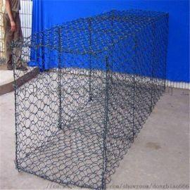 石笼网格宾石笼网箱热镀锌雷诺护垫可定制石笼网箱