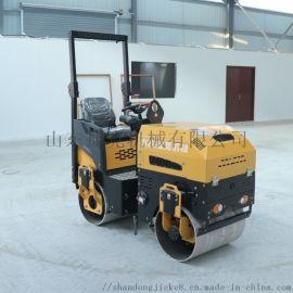 捷克1吨小型座驾式振动压路机 多功能沥青压路机