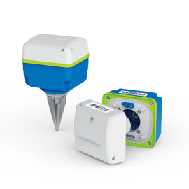 SmartSolo小型无线震动传感器