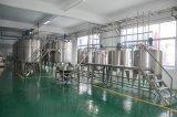 (玻璃瓶)格瓦斯發酵生產線|全自動飲料生產設備|小型格瓦斯發酵罐