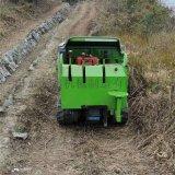 小型山地果园自卸履带运输车 全地形爬山虎