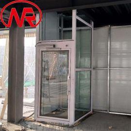 旧楼改造家用电梯  液压升降电梯 曳引升降机