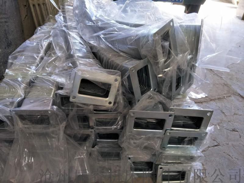 不生锈矩形金属软管 沧州矩形金属软管