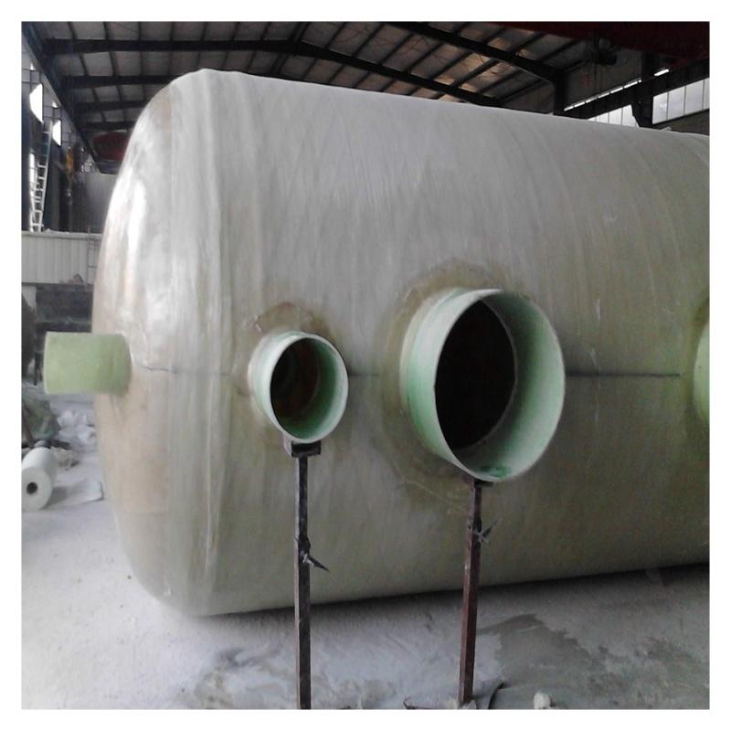 宁波新品化粪池 家用小型玻璃钢沉淀池生产厂
