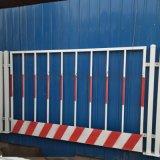 广州竖杆方管基坑护栏网 网片黄黑色泥浆池围栏