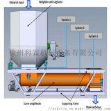 電子螺旋給料機 螺旋稱重輸送機