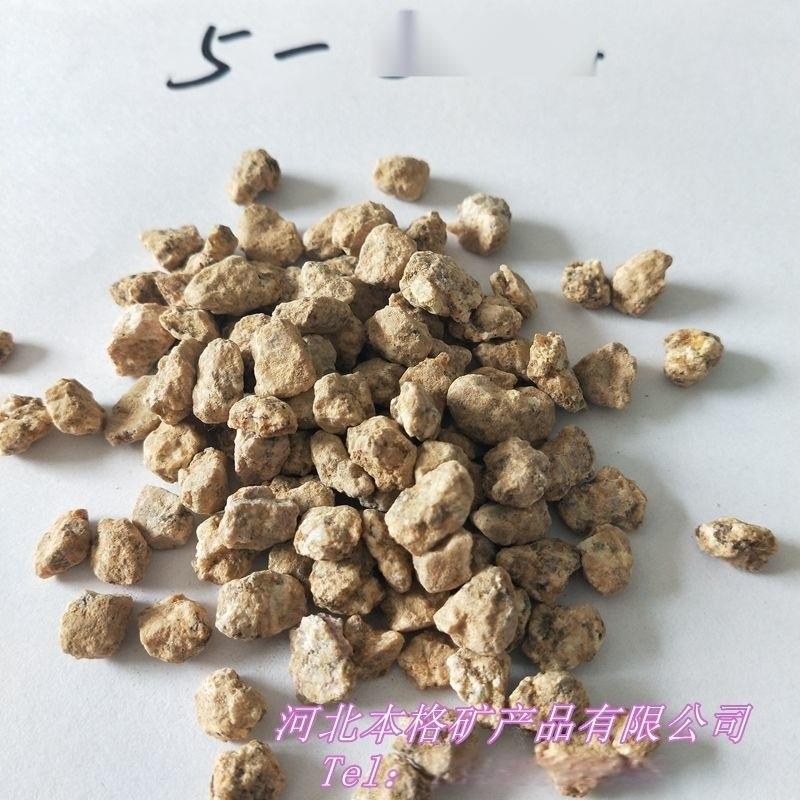 供应多肉铺面麦饭石 麦饭石颗粒 软质黄金软麦饭石