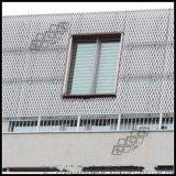 德宝隆穿孔铝板网餐厅外立面幕墙装饰网
