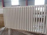 钢制柱型联箱管散热器暖气片/钢制弧型弯管暖气