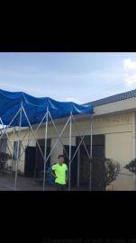大排档雨棚帐篷停车棚
