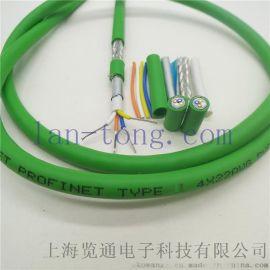 profinet cable cat5e-4芯网线
